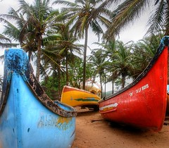 Goan fishing boats | by Java Cafe