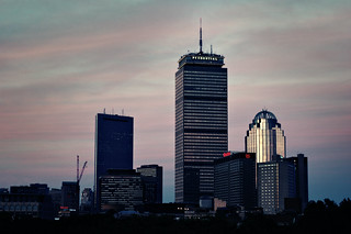 In Boston the Night Comes Down | by B Tal