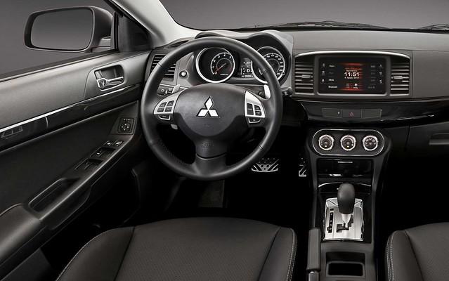 Mitsubishi Lancer GT 2