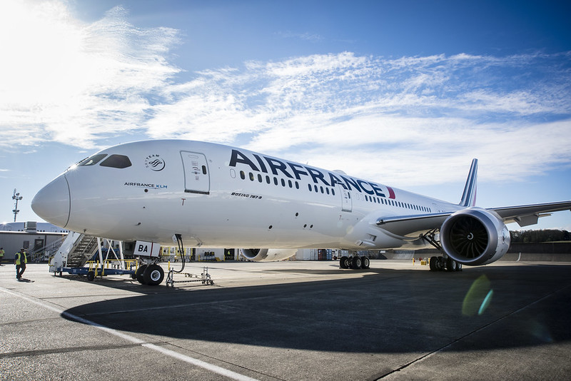 Air France B787-9 Dreamliner