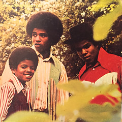 THE JACKSON 5:MAYBE TOMORROW(JACKET A)