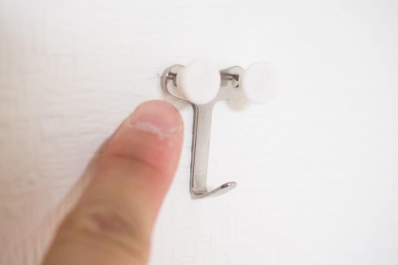 石膏ボード壁専用フック-15