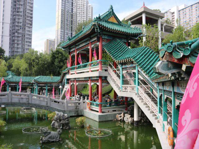templul wong tai sin obiective turistice gratuite hong kong 4