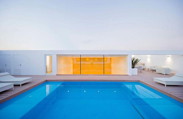 A modern Mexican residence Domus Aurea 16