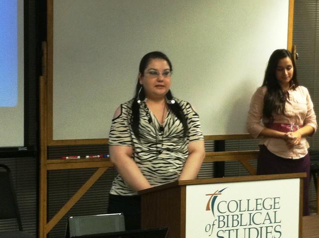 Métodos de Estudio Bíblico - Verano 2012
