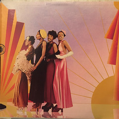 THE POINTER SISTERS:THE POINTER SISTERS(JACKET D)