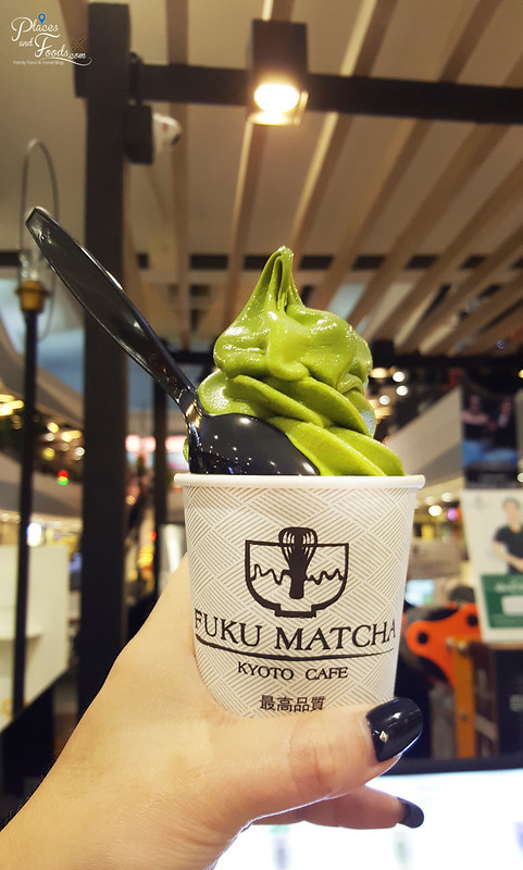 fuku matcha green tea ice cream