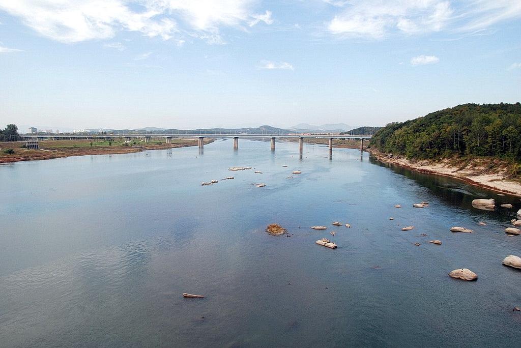 gangcheon dam(4)namhangang