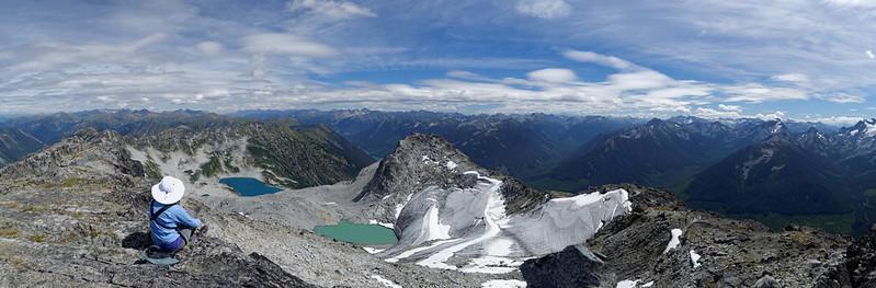 Mt Rohr, 7 Aug 2015