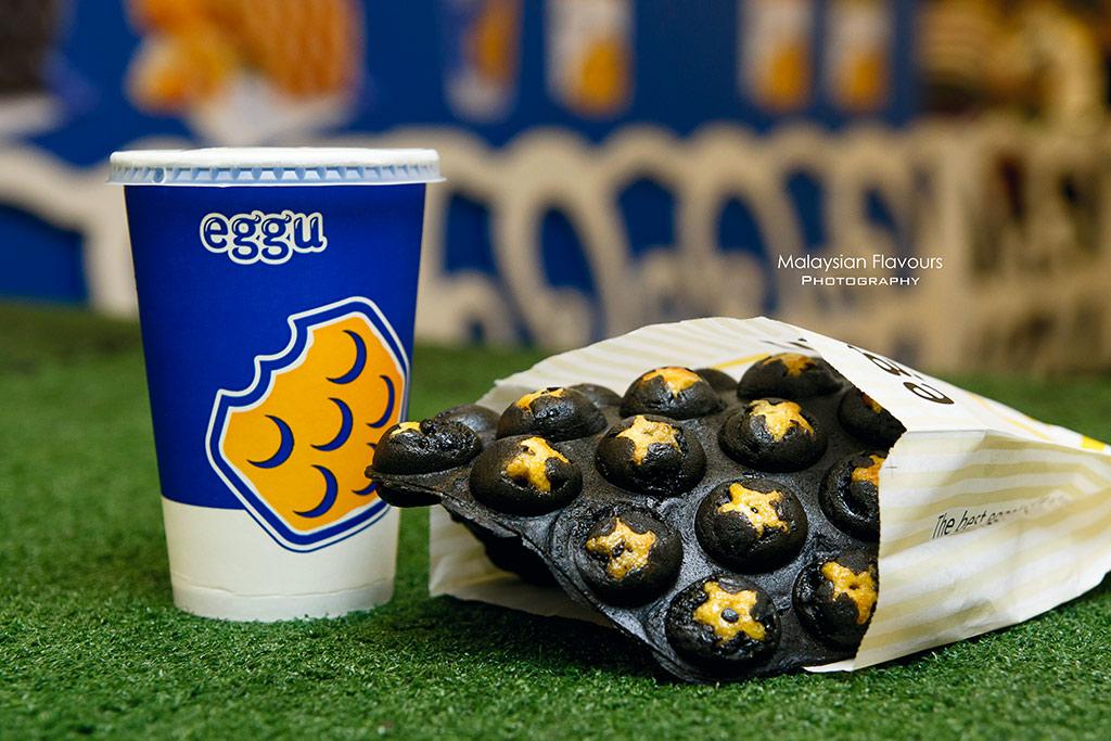 Eggu Eggettes sunway pyramid