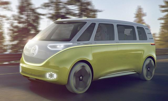 Volkswagen ID Buzz Concept 2