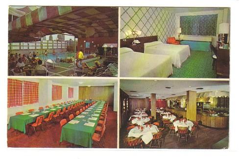 Lincoln Square Motor Inn New York City Circa 1970 Flickr