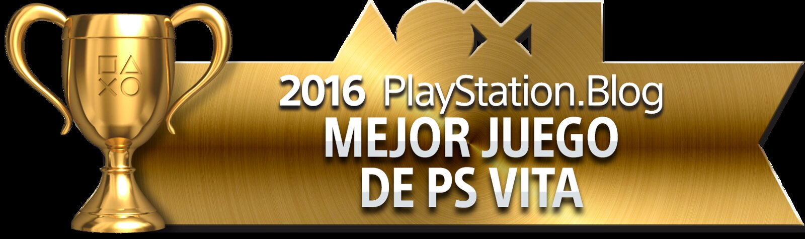 Best PS Vita Game - Gold