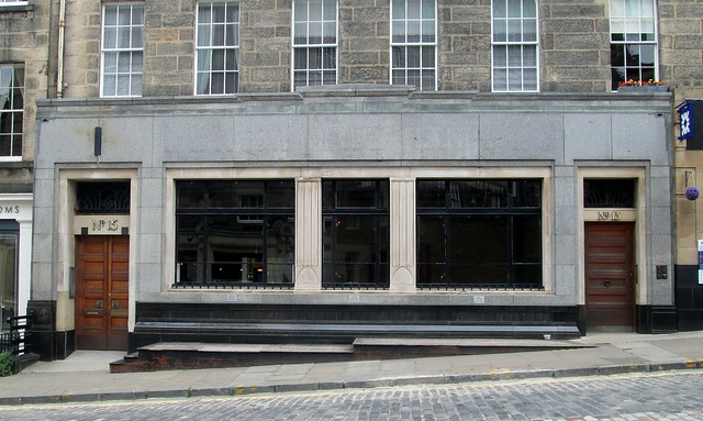 Former Bank, Near Stockbridge, Edinburgh
