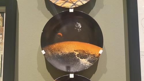 포르나세티 접시