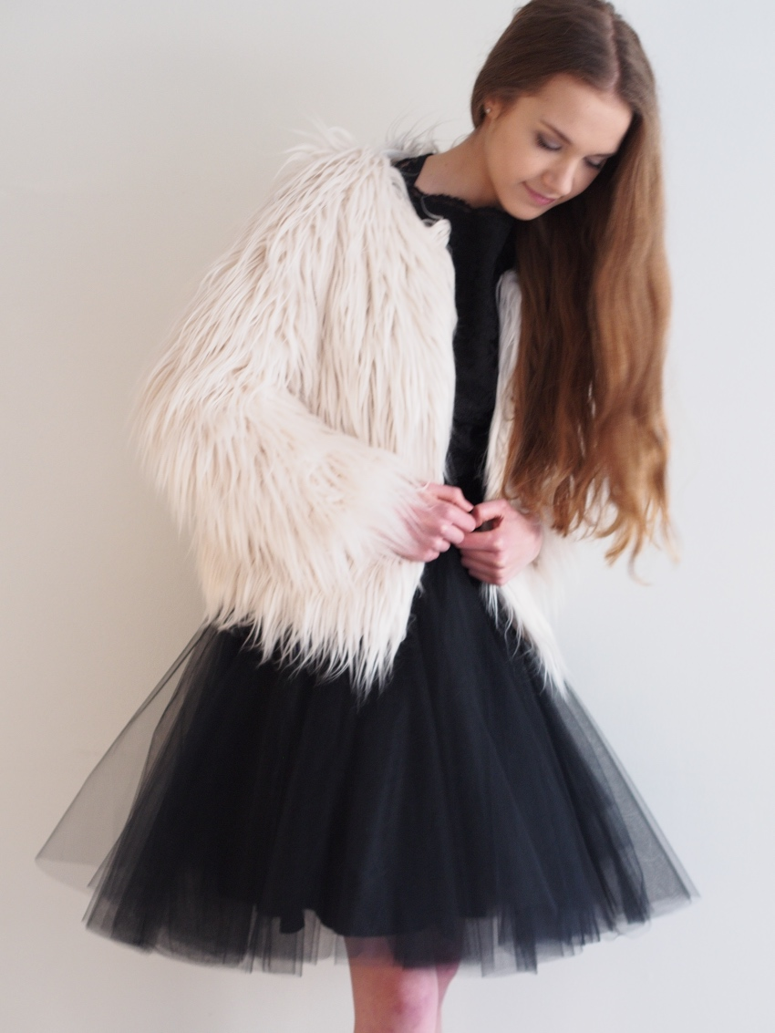 jones+jones tulle dress