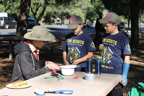 2016-12-17 Webelos Day at Dos Picos