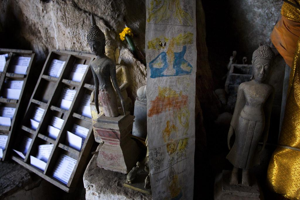 Esoteric Joy At The Pak Ou Caves