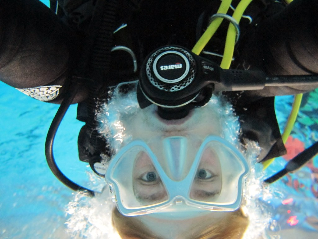 Learn to Dive with Yu Diving