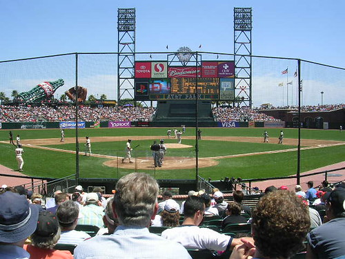 A sunny game at AT&T park in SF | by scriptingnews