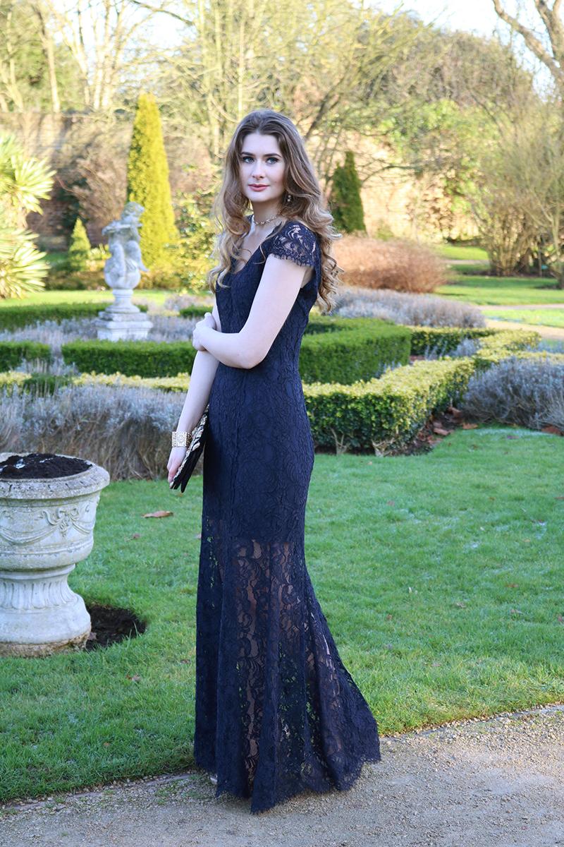 Adora Mehitabel - Reiss Lace Maxi Dress 1