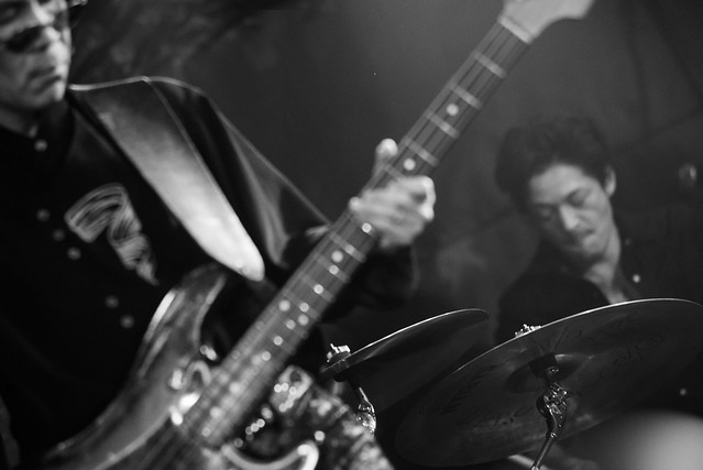 O.E. Gallagher live at Outbreak, Tokyo, 23 Dec 2016 -00231