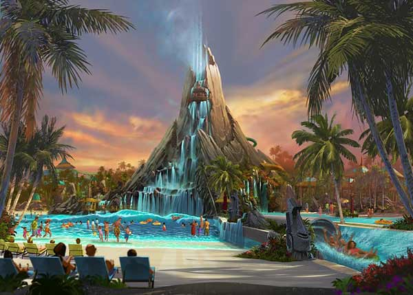Universal's Volcano Bay to Become Third Park at Universal Orlando Resort