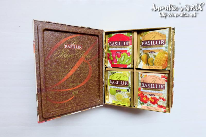 Basilur Tea Philippines