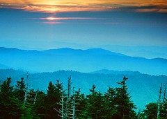 Clingman's Dome sunset | by James Jordan