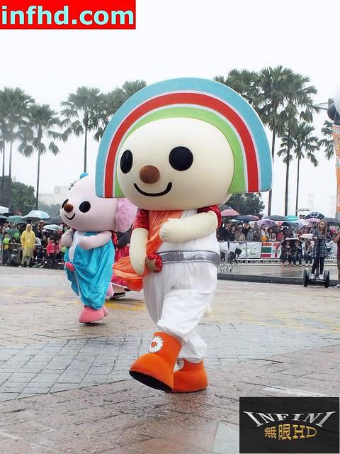 20131214 2013 夢時代大氣球遊行