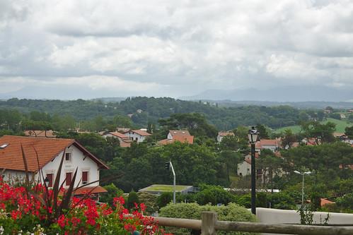Vue de bidart uitzicht vanaf bidart arnold metselaar for A portee de vue bidart