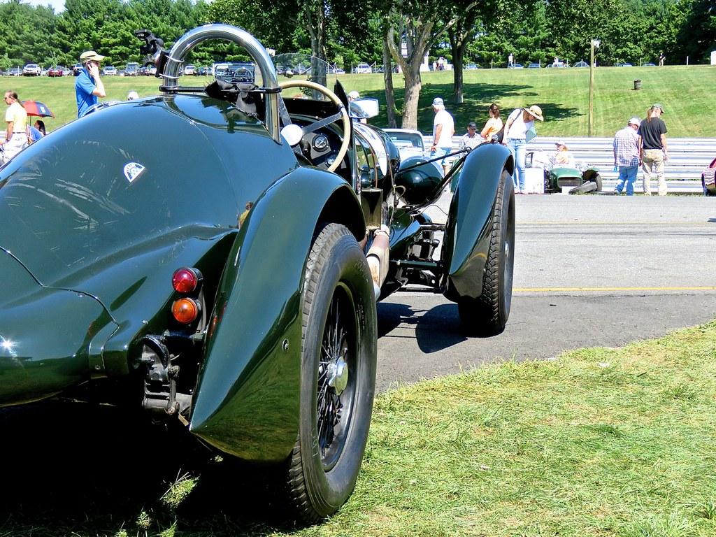 1939 Lagonda V12 Le Mans 5