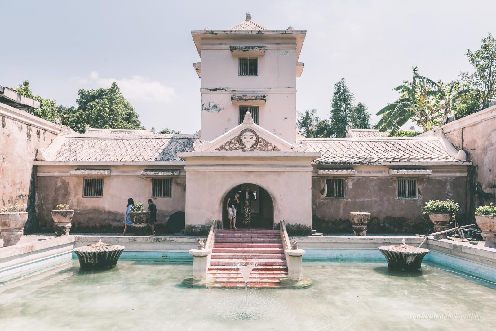 Tamansari (Water Castle)