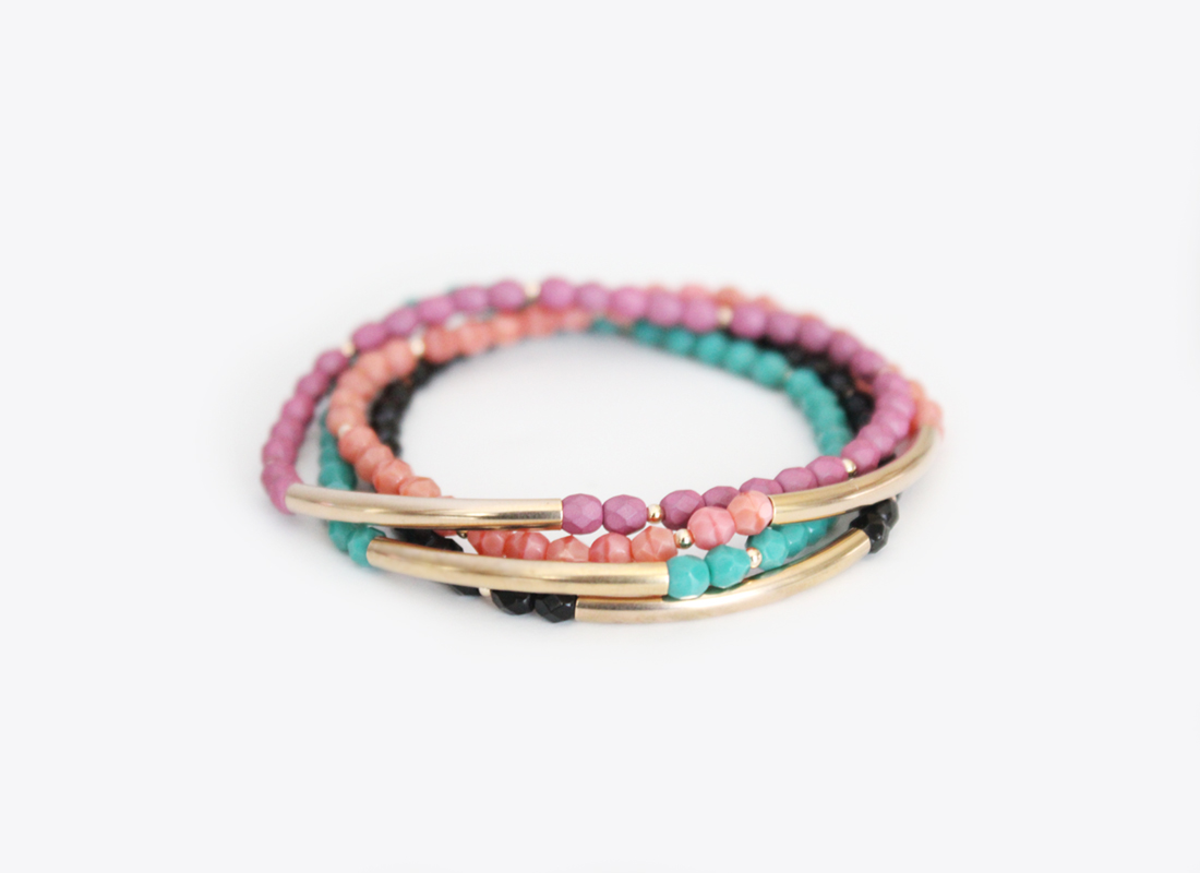 nuelle bracelets