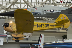 N4339 - 68-15 - Private - Bowers Fly Baby 1A - The Museum Of Flight - Seattle, Washington - 131021 - Steven Gray - IMG_3428