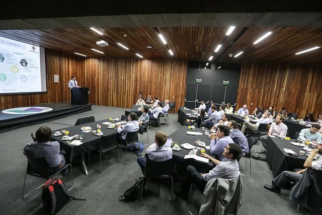 """Desayuno """"Codelco: Nuevo sistema de gestión de la innovación"""""""