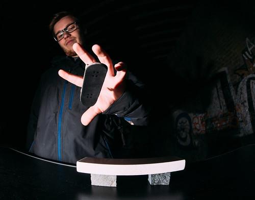 Cologne Fingerboard Session