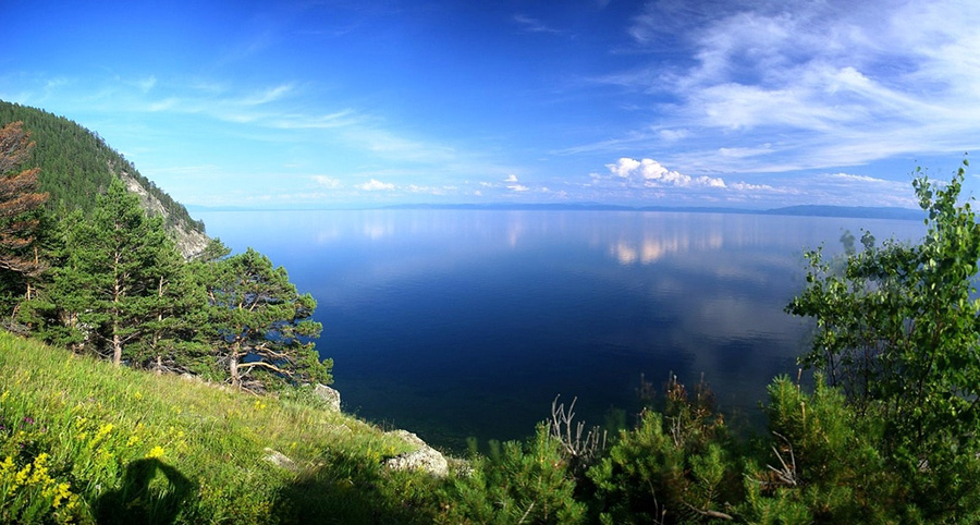 Величие природы: озеро Байкал - ПоЗиТиФфЧиК - сайт позитивного настроения!
