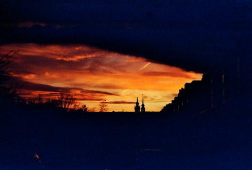Dresden, Dämmerung