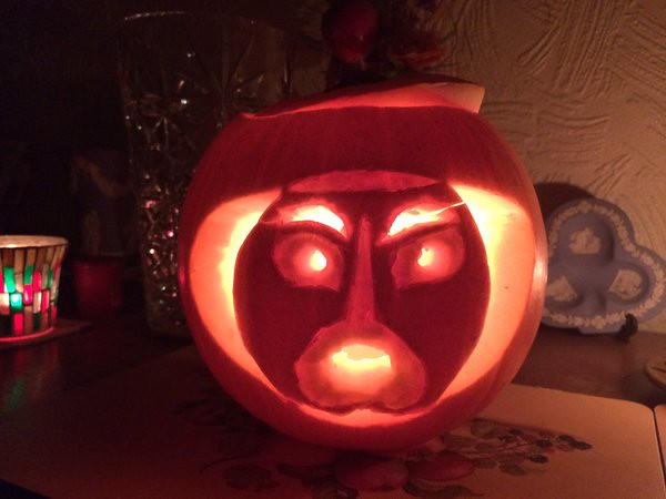2015 Pumpkin Carving Competition