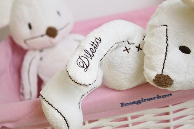 KicoNico il peluche per neonati