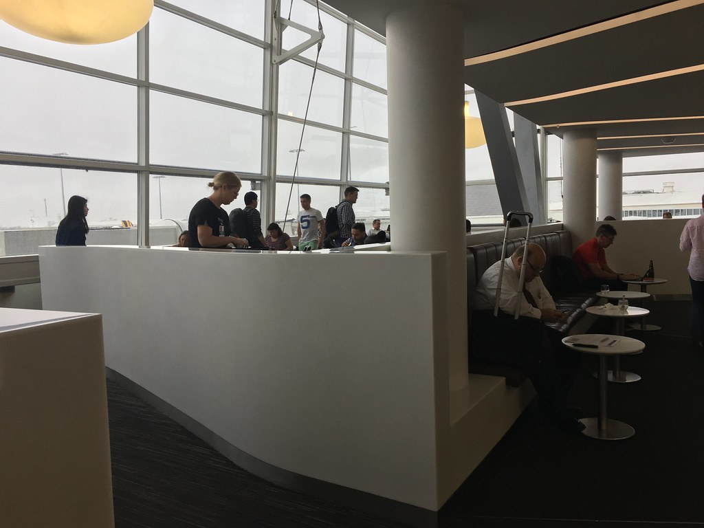 Virgin Australia Lounge Sydney