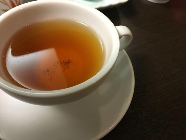 飯後有紅茶