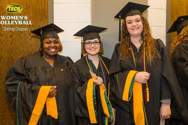 2016 Fall Graduation: Master's Ceremony | 12/16/16