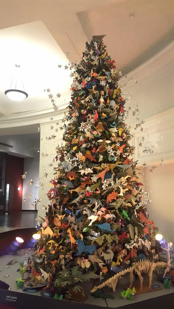 Origami Tree 2016