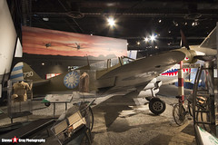 NL10626 44-7192 - 32932 - USAAF - Curtiss P-40N Warhawk - The Museum Of Flight - Seattle, Washington - 131021 - Steven Gray - IMG_3702