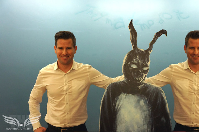 The Establishing Shot: WRITER DIRECTOR RICHARD KELLY DISCUSSES MAKING DONNIE DARKO, THE RESTORED 4K VERSION, TALKS TAKING CREATIVE RISKS, TEASES HIS NEXT FILM, ENDS THE SPECULATION ABOUT HARVEY & WATERSHIP AND FRANK - IN CONVERSATION
