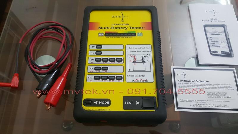 Thiết bị kiểm tra chất lượng ắc quy ZTS MBT-LA2