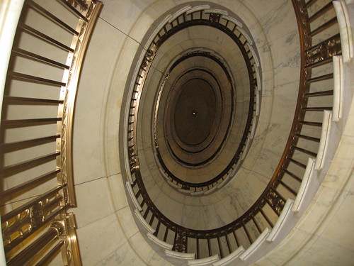 Supreme Court Spiral Staircase | by Starslate