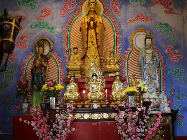 manastirea celor 10000 de budda obiective turistice gratuite hong kong 9